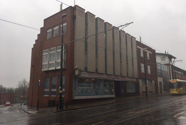Thumbnail Office for sale in Former Oldham Evening Chronicle Premises, 172 Union Street, Oldham, Lancashire