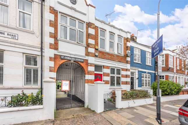 Thumbnail Terraced house for sale in Sedlescombe Road, Fulham, London