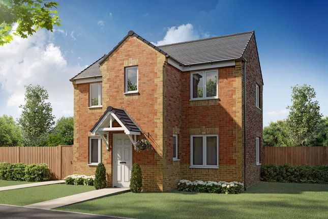 """Thumbnail Detached house for sale in """"Renmore"""" at West Marsh Close, Grimsby"""
