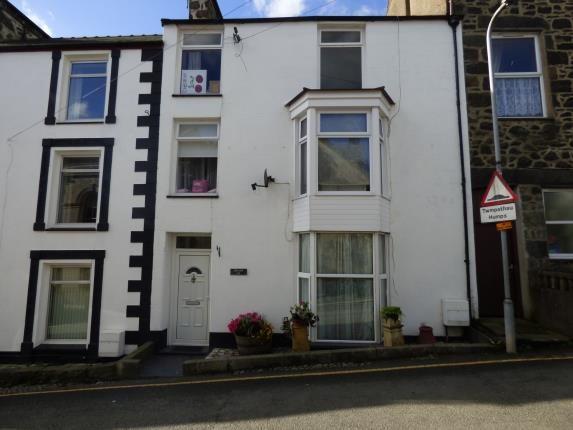 Thumbnail Terraced house for sale in Salem Terrace, Pwllheli, Gwynedd
