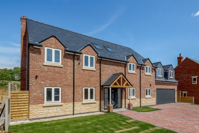 Detached house for sale in The Hardwicks, Melton Road, Shangton, Leicester