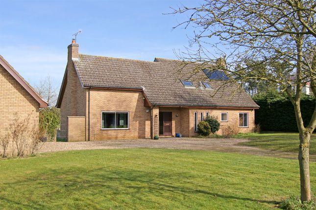 Thumbnail Detached house for sale in Sandy Lane, Barningham, Bury St. Edmunds