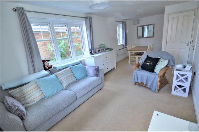 Thumbnail Flat to rent in Hoddinott Road, Eastleigh