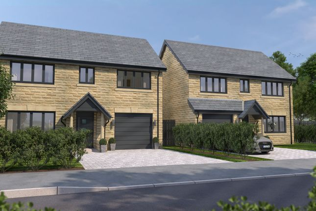 Thumbnail Detached house for sale in Wetherby Road, Little Ribston, Wetherby