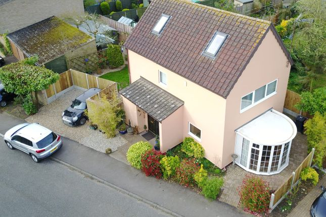 Thumbnail Detached house for sale in Porters Close, Buntingford