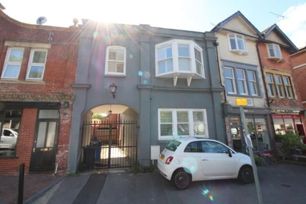 Thumbnail Town house to rent in Parr Street, Poole