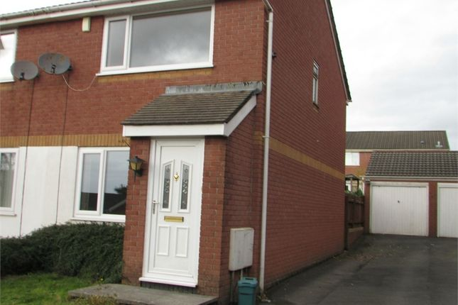 Thumbnail Semi-detached house for sale in Bryn Heulog, Waunceirch, Neath, West Glamorgan