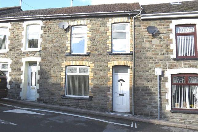 Thumbnail Terraced house to rent in High Street, Ynysybwl, Pontypridd
