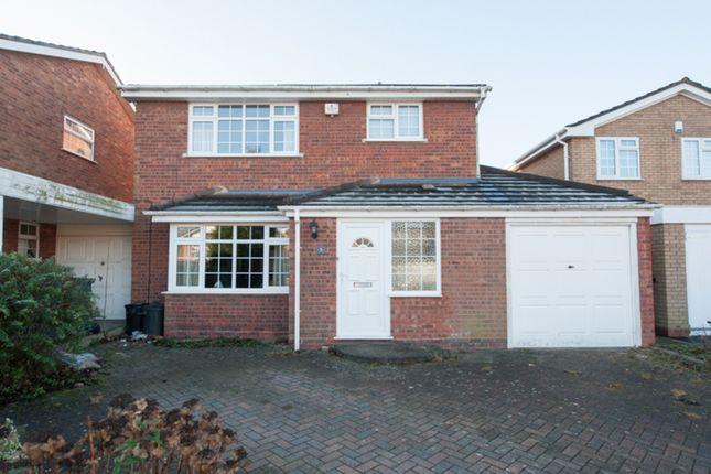 Thumbnail Link-detached house for sale in Kensington Drive, Four Oaks, Sutton Coldfield