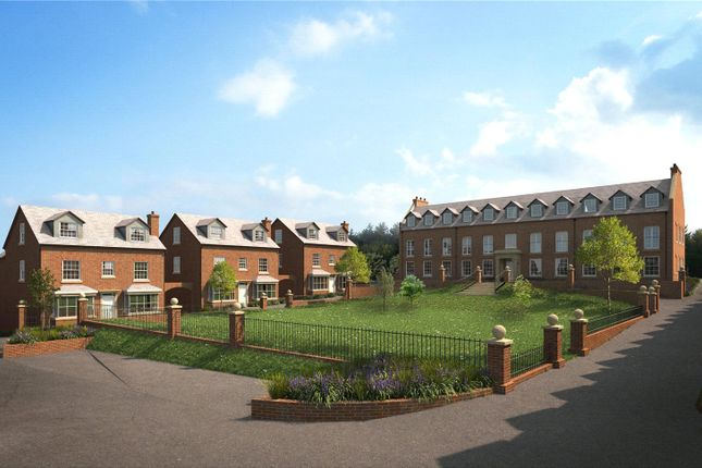 Thumbnail Terraced house for sale in Burlingham Square, Rosebank, Worcester