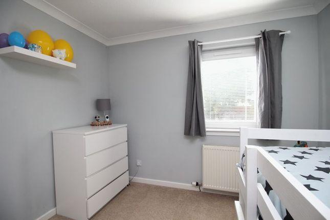 Bedroom Three of Cleish Gardens, Kirkcaldy KY2