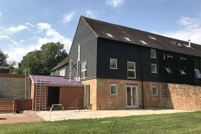 Thumbnail Barn conversion to rent in Adbury Farm, Adbury, Newbury, Berkshire