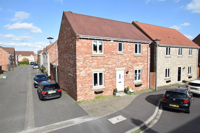 Thumbnail Detached house for sale in Marjoram Way, Portishead, Bristol