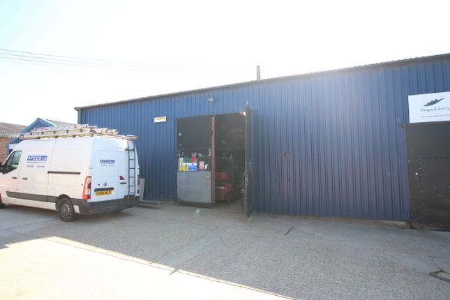 Thumbnail Industrial to let in Unit 1 The Blue Barn, Hartley Business Park, Selborne Road, Selborne, Alton