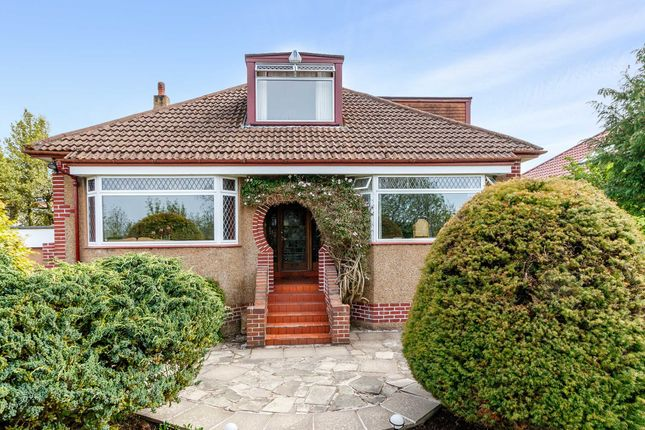 Thumbnail Detached bungalow for sale in Highlees, 16 Shawhill Crescent, Newton Mearns