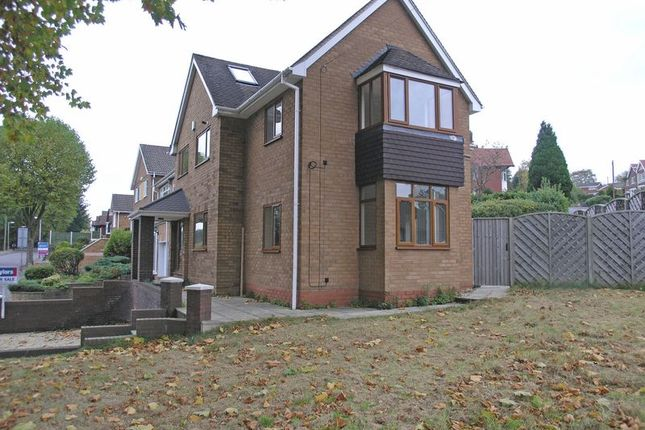 Thumbnail Detached house for sale in Stourbridge, Wollescote, Springfield Avenue