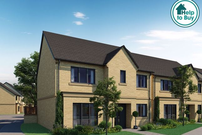Thumbnail Detached house for sale in Castle Fields, Castle Road, Whitby
