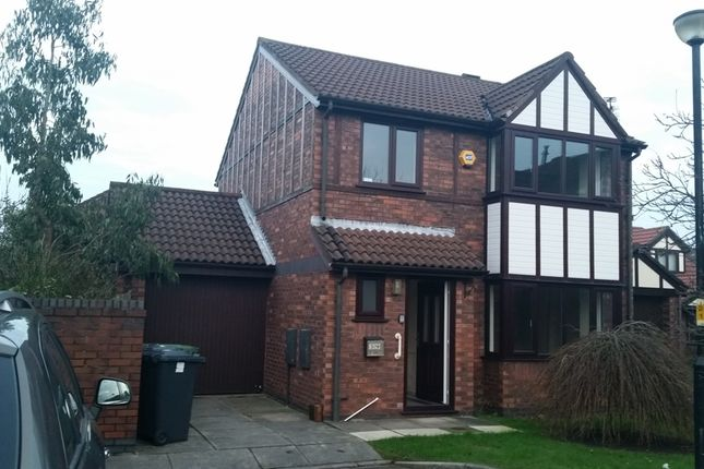 Thumbnail Detached house to rent in Lydiate Park, Thornton, Merseyside