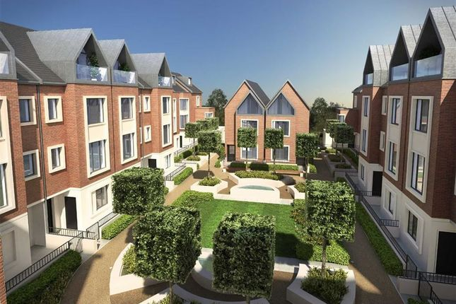 4 bed terraced house for sale in Noel Square, Teddington