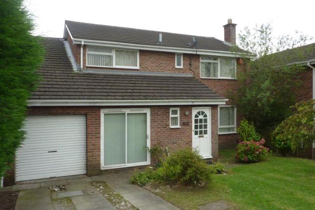 Thumbnail Semi-detached house to rent in Kestrel Park, Skelmersdale
