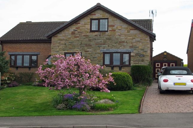 Thumbnail Bungalow for sale in Bamford Road, Inkersall, Chesterfield