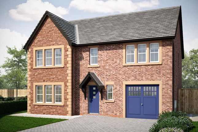 Thumbnail Detached house for sale in Plot 21, The Routledge, Brockley Bank, Plumpton, Penrith