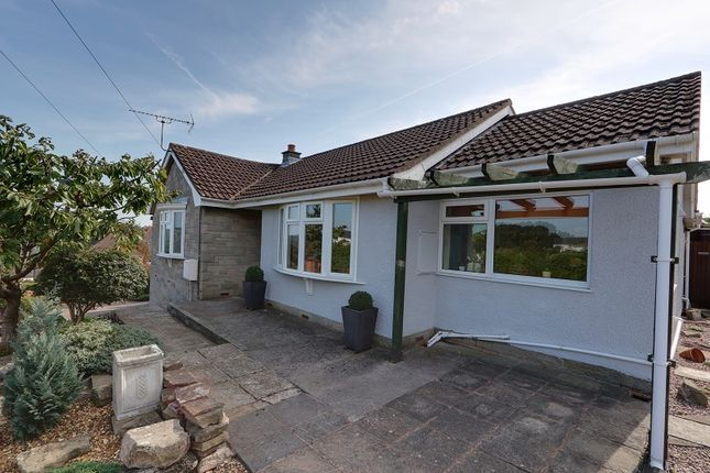Front View of Whitecroft Road, Bream, Lydney, Gloucestershire. GL15
