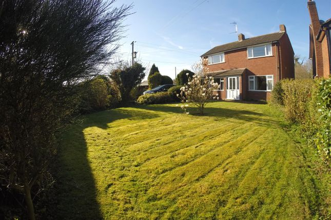 Thumbnail Detached house for sale in School Lane, Dunston, Stafford