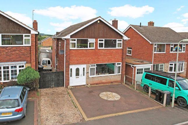 Thumbnail Detached house for sale in Princess Drive, Bridgnorth