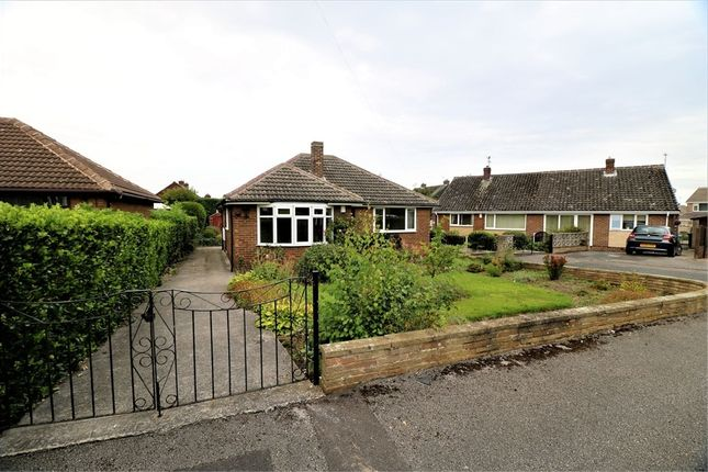 Thumbnail Detached bungalow for sale in Conway Place, Wombwell, Barnsley, South Yorkshire