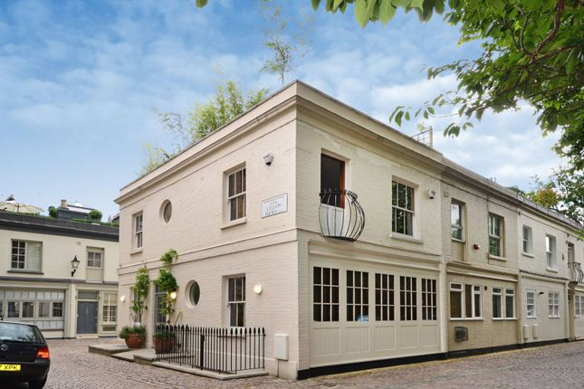 3 bed end terrace house for sale in Logan Mews, Kensington