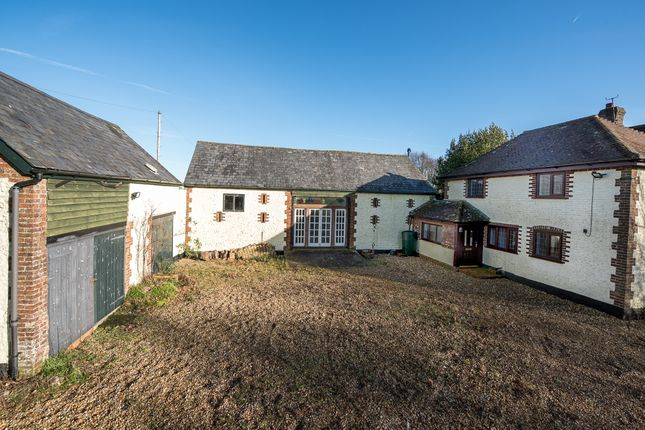 Thumbnail Barn conversion for sale in Froxfield, Petersfield