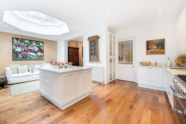 Thumbnail Detached house for sale in Baskerville Road, London