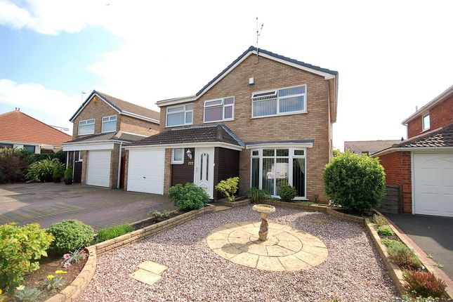 4 bed detached house for sale in Preston New Road, Blackpool