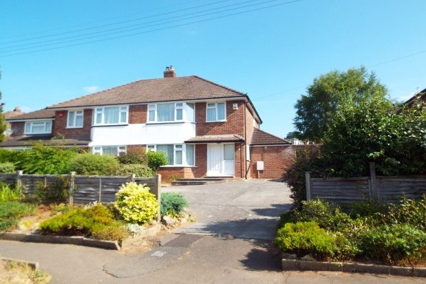 Thumbnail Semi-detached house to rent in North Road, Wells