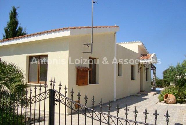 3 bed bungalow for sale in Kathikas, Cyprus