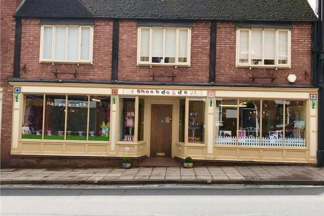 Thumbnail Retail premises for sale in Retail/Residential Property, 22-24 Frankwell, Shrewsbury, Shropshire