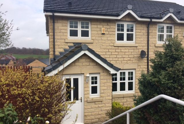 Thumbnail Semi-detached house to rent in Spring Mills Grove, Batley