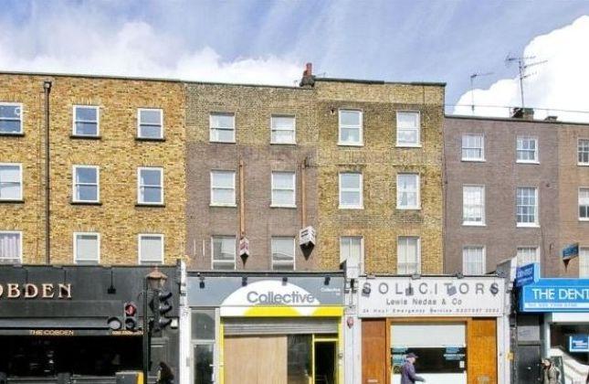 Thumbnail Studio to rent in Camden High Street, Camden, London