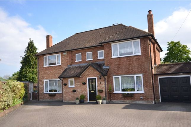 Thumbnail Link-detached house for sale in Bannard Road, Maidenhead, Berkshire