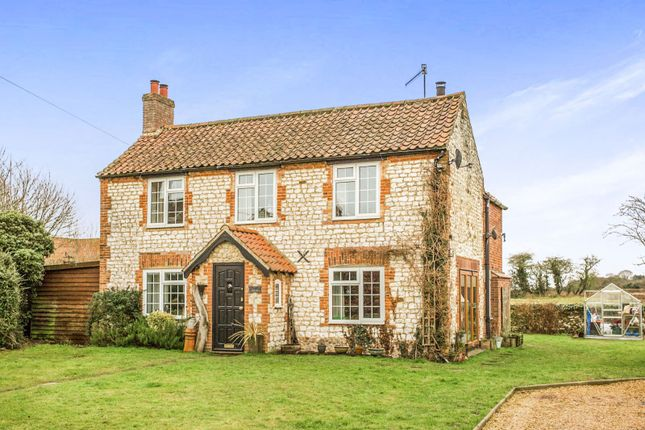 Thumbnail Detached house for sale in Station Road, Docking, King's Lynn, Norfolk