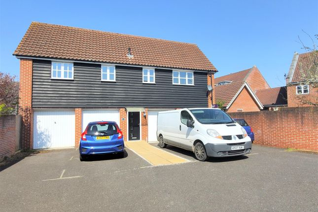 2 bed property to rent in Daisy Avenue, Bury St. Edmunds IP32