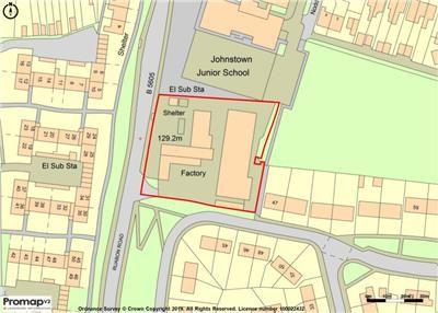 Thumbnail Land for sale in Residential Development Opportunity, High Street, Johnstown, Wrexham, Wrexham