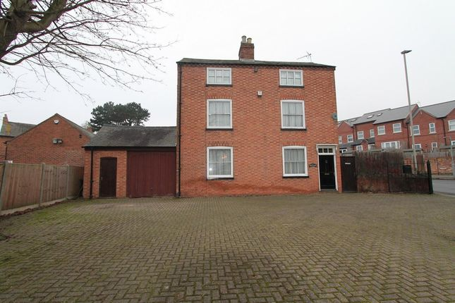 Thumbnail Detached house for sale in Gipsy Lane, Leicester