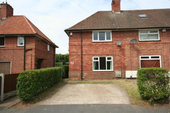 Thumbnail Shared accommodation to rent in Austrey Avenue, Lenton Abbey, Nottingham