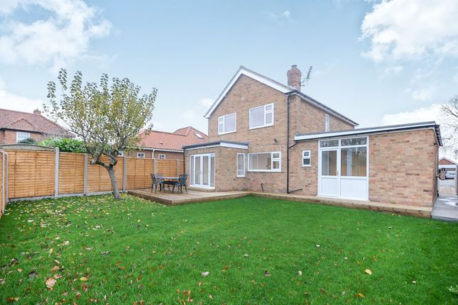 4 bed detached house for sale in Millfield Lane, Nether Poppleton, York