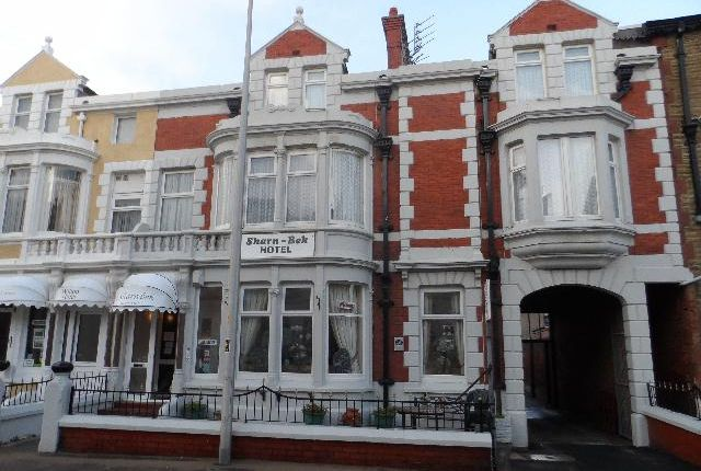 Thumbnail Hotel/guest house for sale in Alexandra Road, Blackpool
