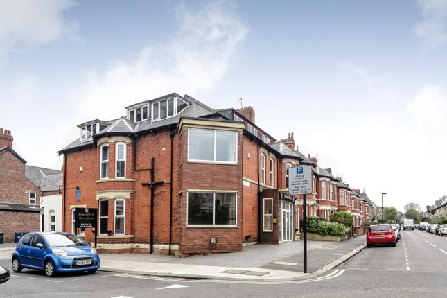 Thumbnail Flat to rent in Queens Road, Jesmond, Newcastle Upon Tyne