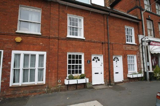 Thumbnail Terraced house to rent in High Street, Lane End, High Wycombe