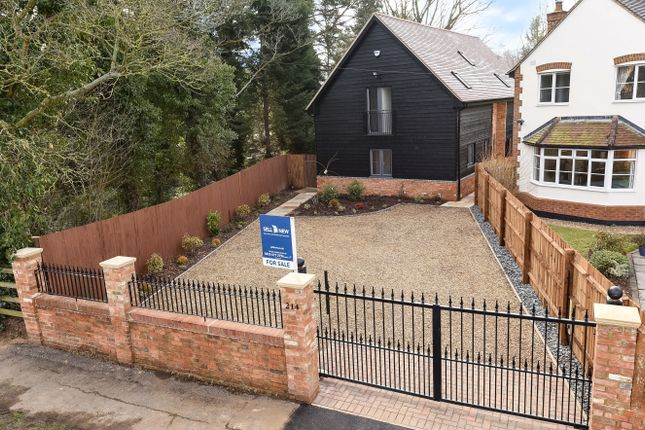 Thumbnail Detached house for sale in Clophill Road, Maulden